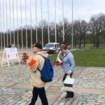 9 мая в Риге: что происходило у памятника Освободителям (+ФОТО, ВИДЕО)