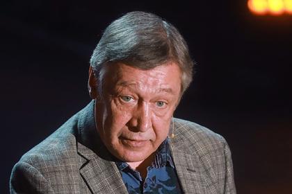 Ефремов признал себя виновным в аварии