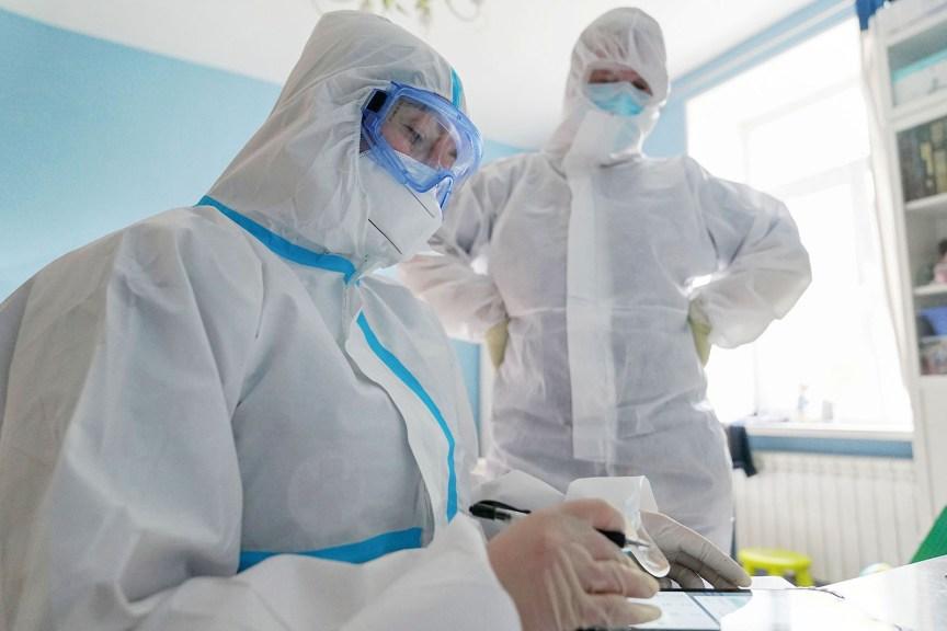 Еще у 1992 москвичей диагностировали коронавирусную инфекцию