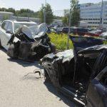 Дочь пострадавших в аварии на Лаагна: мама лежит в «интенсиве»