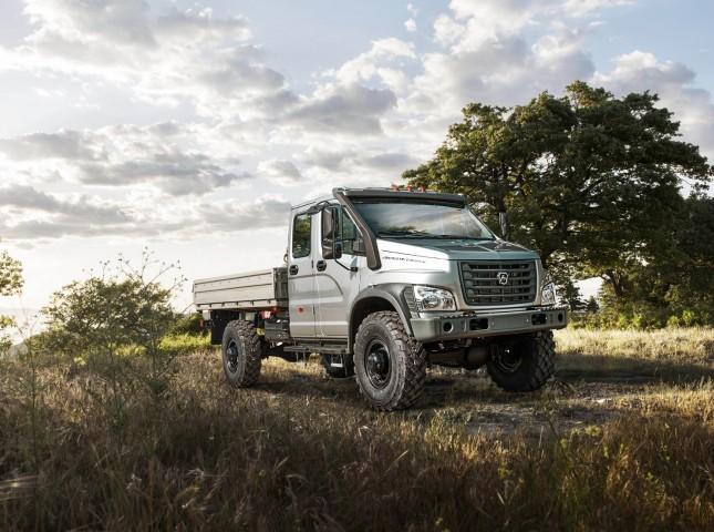 ГАЗ начал продажи новых модификаций «Садко Next»