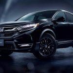 Honda едва заметно обновила кроссовер CR-V