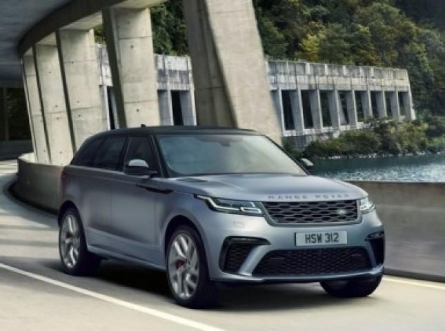 Jaguar Land Rover увеличил продажи эксклюзивных моделей в России