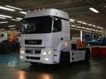 КАМАЗ отказался от перехода на трехдневную неделю в июне с появлением заказов