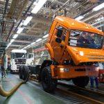 КАМАЗ в апреле выпустил 3,1 тыс. грузовых автомобилей