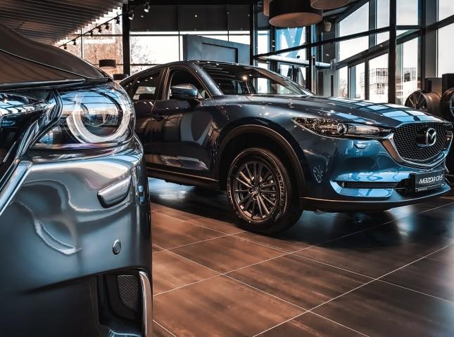 Mazda в апреле снизила продажи в России на 67%