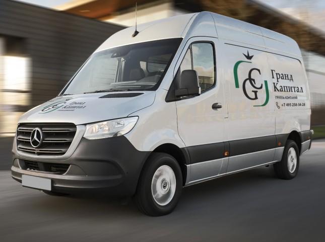 Mercedes-Benz поставил клиенту 20 фургонов Sprinter «Рефрижератор» для перевозки лекарств