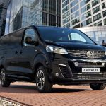 Микроавтобус Opel Zafira Life получил спецверсию в России