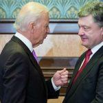На Украине завели дело из-за прослушки разговора Порошенко с Байденом