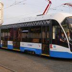 На улице Зои и Александра Космодемьянских отремонтируют трамвайные пути