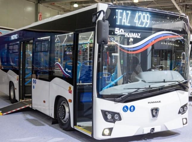 «НЕФАЗ» приступил к испытаниям нового автобуса