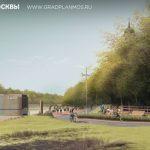 Новые площадки для отдыха и спорта появятся около села Троице-Лыково