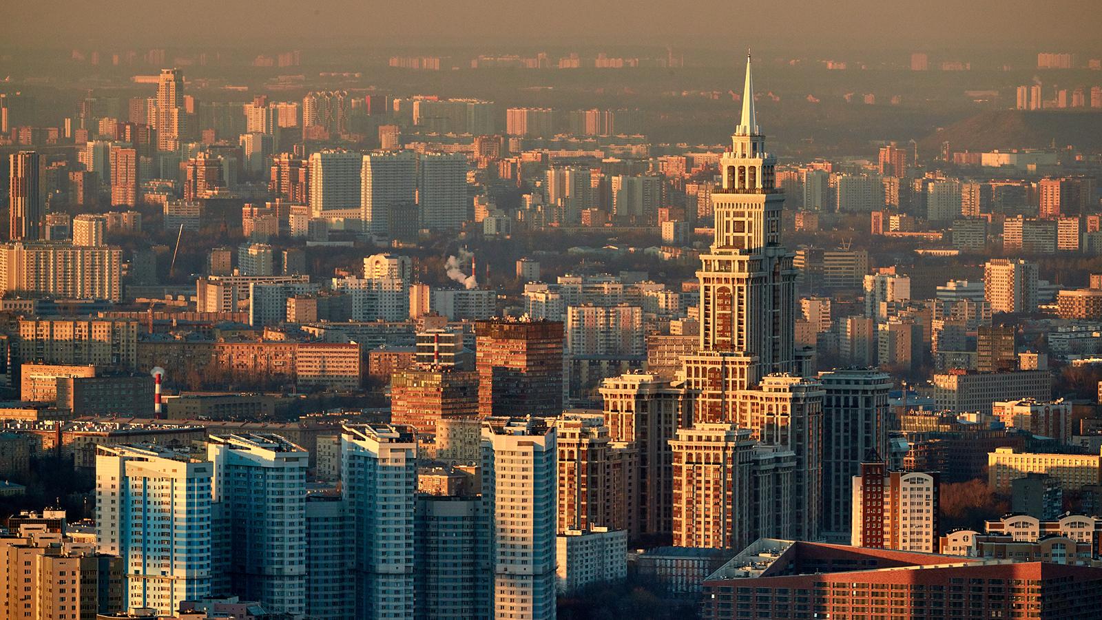 Объем инвестиций в основной капитал московских компаний вырос почти на 15 процентов