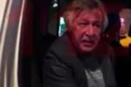 Обещание Ефремова вылечить пострадавшего в аварии попало на видео