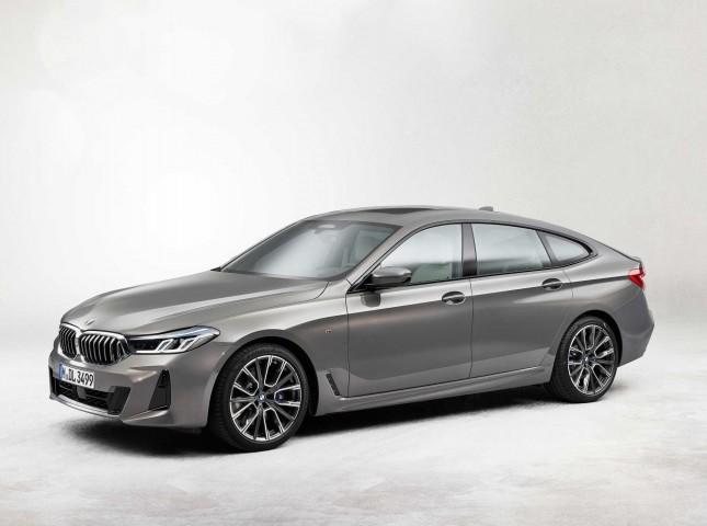 Объявлены цены на новый BMW 6 серии GT