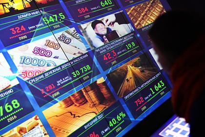 Оценены сроки возвращения российской экономики к «докоронавирусному» росту