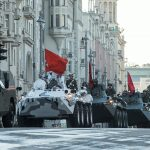 «Окно в город»: репетиции парада Победы покажут онлайн