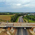 Открылся для движения реконструированный участок «малой бетонки» от Можайского до Новорижского шоссе