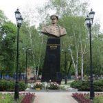 Памятник Жукову в Харькове второй раз подвергся акту вандализма