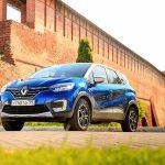 Первый тест-драйв обновленного Renault Kaptur: темперамент по-французски