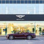 Рынок люксовых автомобилей в РФ «просел» на 62%, а лидером стал Bentley