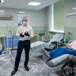 Сергей Собянин: Московская служба крови — одна из крупнейших в мире