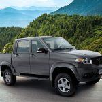 Стартовало серийное производство УАЗ «Пикап» с «автоматом»