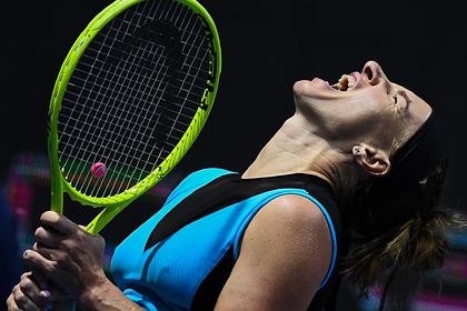 Теннисистка Кузнецова рассказала о деградации уехавших из России людей