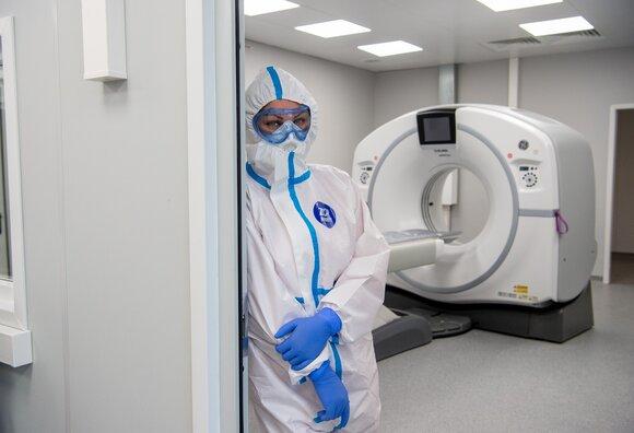 В КТ-центрах за период пандемии приняли более 180 тыс пациентов