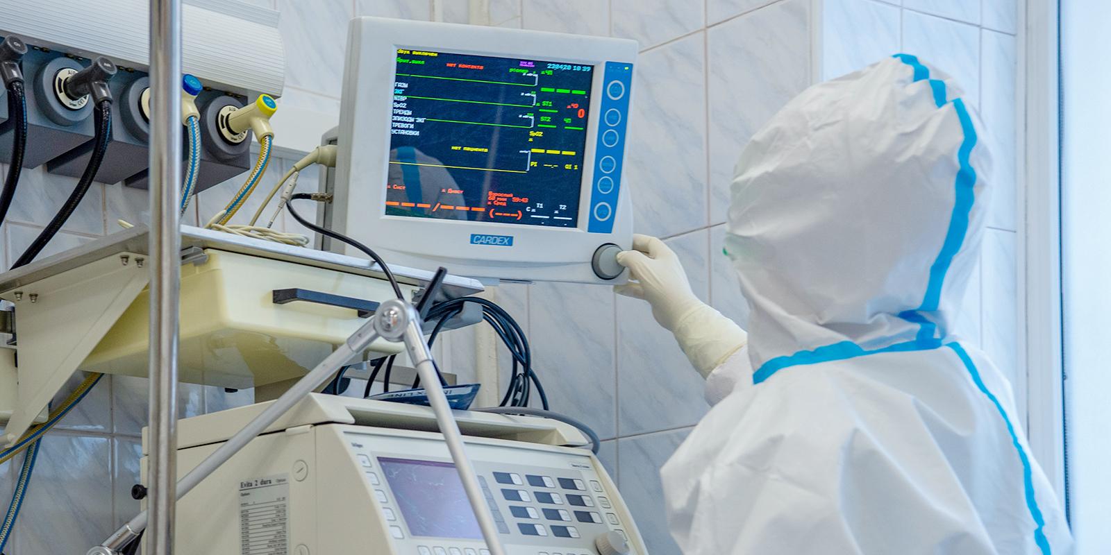 В Москве диагностировали новые случаи коронавируса