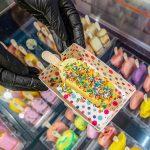 В парках начали продавать мороженое и открыли летние веранды