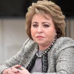 Валентина Матвиенко призвала к популяризации русскоязычного сегмента в Сети