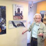 Русский художник, писавший портреты Солженицына и Ростроповича, отметит 90-летие под Парижем