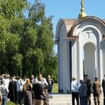 Под Таллином открыли православную часовню в честь павших советских воинов