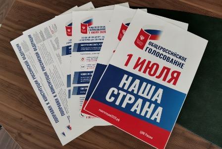 Международные эксперты высоко оценили проведение голосования по поправкам