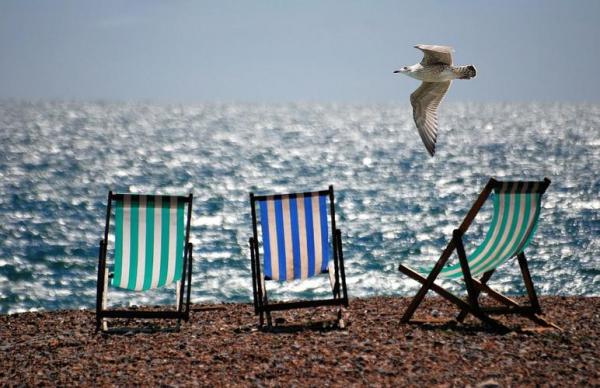 Ловите момент: температура воды на пляжах Эстонии – выше 20 градусов
