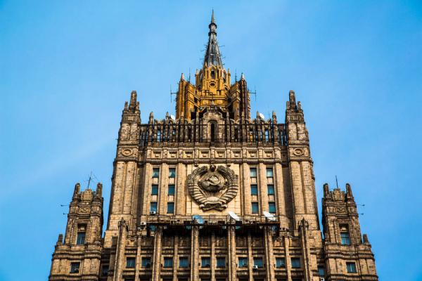 МИД РФ призвал Минск взвешенно и объективно подходить к делу о задержании россиян