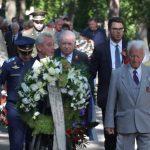 В Литве почтили память советских солдат, погибших при освобождении Вильнюса от фашизма
