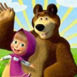 Хорошие новости: Мультик «Маша и Медведь» вошёл в топ-5 развлекательных брендов в мире
