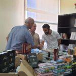 Русская гуманитарная миссия передала книги учащимся Сирии
