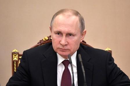 Владимир Путин и Владимир Зеленский обсудили военный конфликт на Донбассе