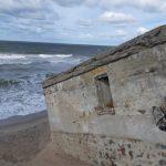 Прогноз на выходные в Латвии: сильный ветер, волны под 3 метра и повышенный уровень воды