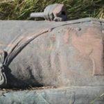 Скульптуру маршала Рокоссовского повредили в Польше