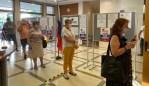 Российские соотечественники проголосовали на площадках РЦНК за рубежом