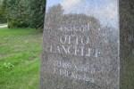 В городе Латвии установлен памятник немецкому генералу Отто Ланцелле