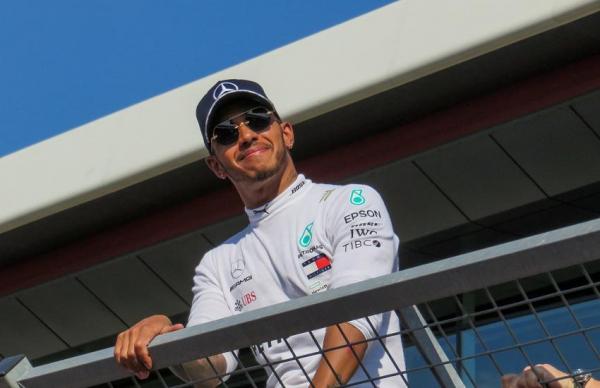 Член команды Mercedes Льюис Хэмилтон повторил рекорд Михаэля Шумахера