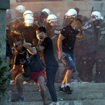 МИД РФ назвал сообщения о российском следе в беспорядках в Сербии вбросом