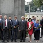 В Белоруссии появилась Аллея Дружбы в память о вкладе стран СНГ в Победу