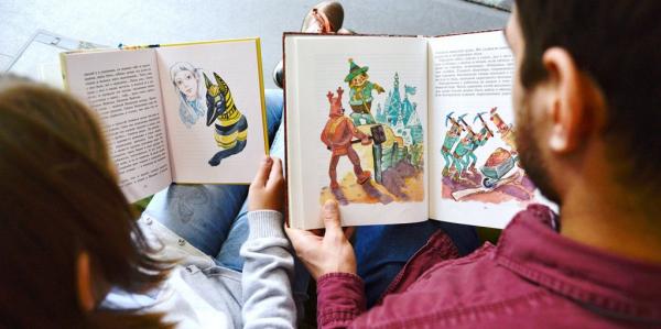 Проект «Книжные сезоны» стартует с акции, посвящённой детям