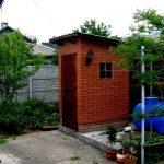 Постройка туалета из кирпича: этапы строительства важного объекта